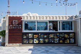 Shipping Container Kitchen Conversion & Design in Dubai, UAE