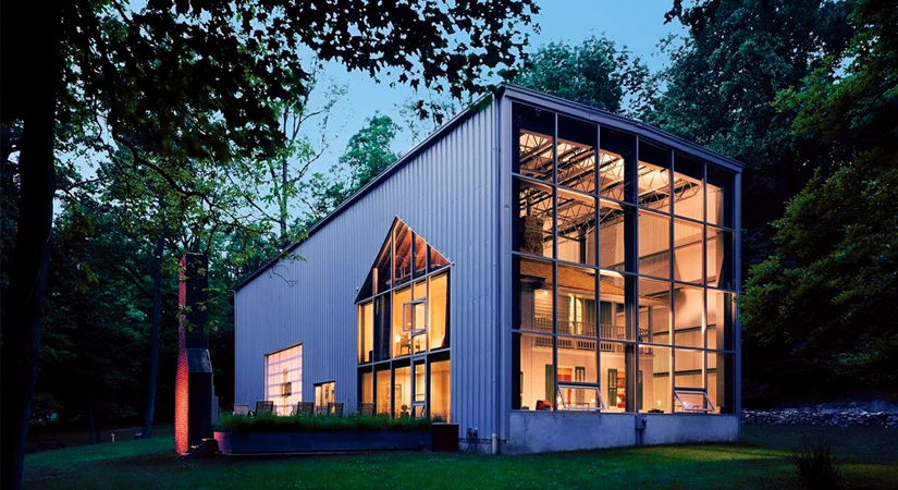 Container Home by Supertech