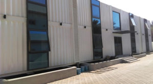 Shipping Container Modification in UAE